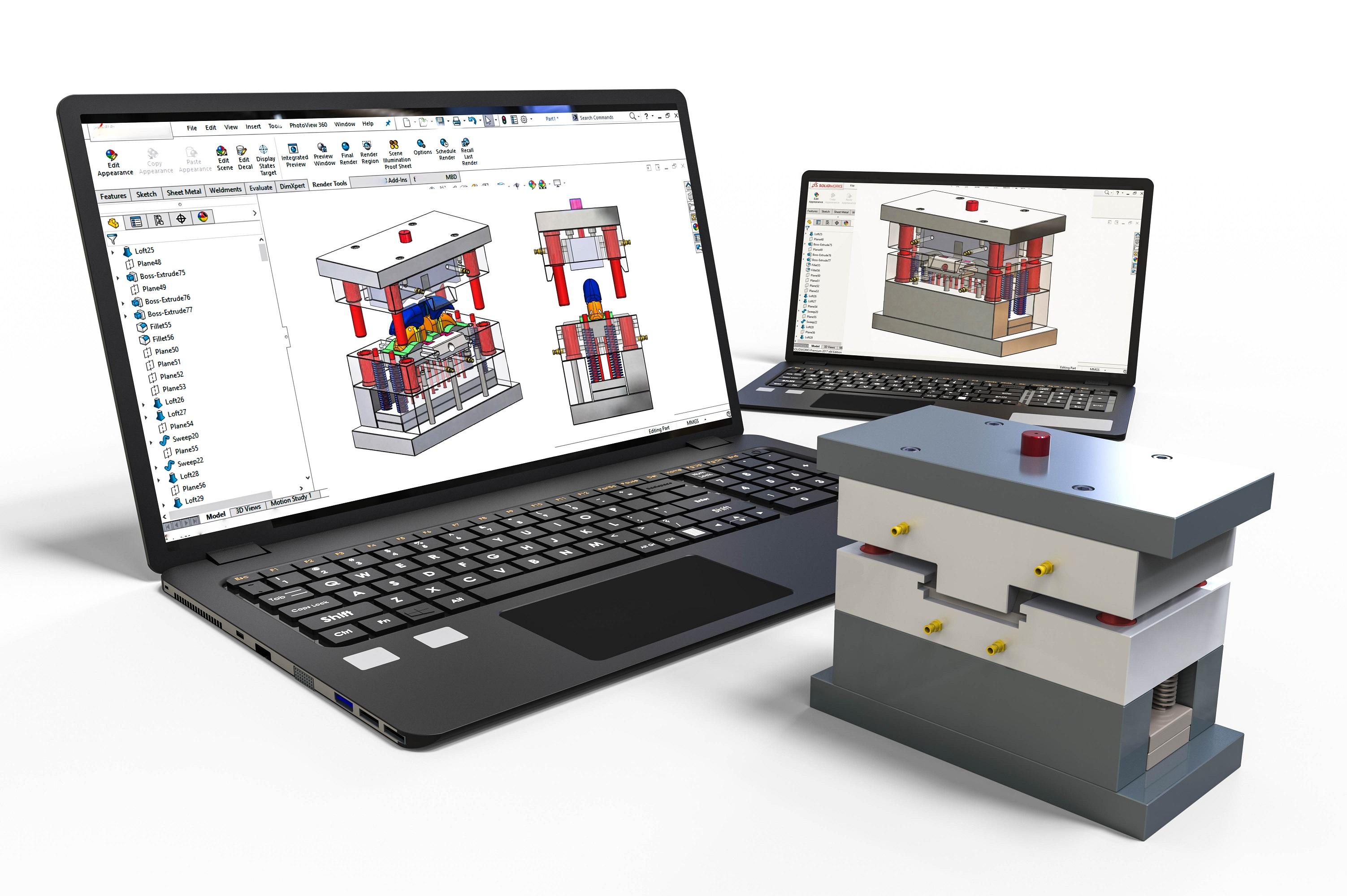 Werkzeugbau Bauteiloptimierung | IPP Tooling GmbH