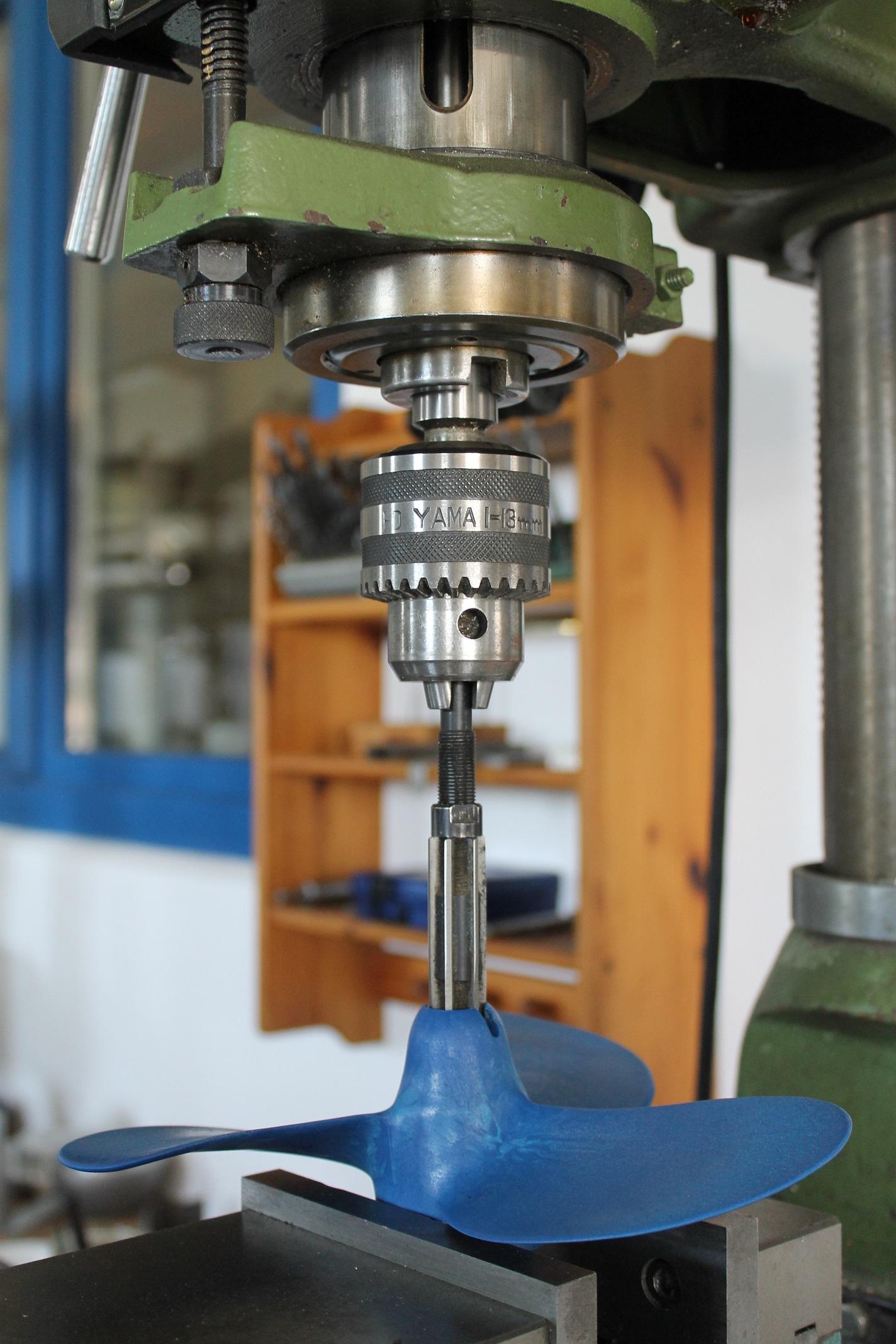 Assemblierung und Bearbeitung | IPP Tooling GmbH